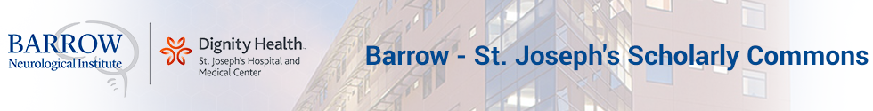 Barrow - St. Joseph's Scholarly Commons